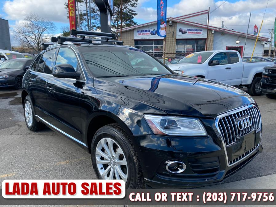 Used Audi Q5 quattro 4dr 2.0T Premium Plus 2013 | Lada Auto Sales. Bridgeport, Connecticut