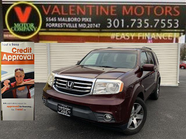 Used 2012 Honda Pilot in Forestville, Maryland | Valentine Motor Company. Forestville, Maryland