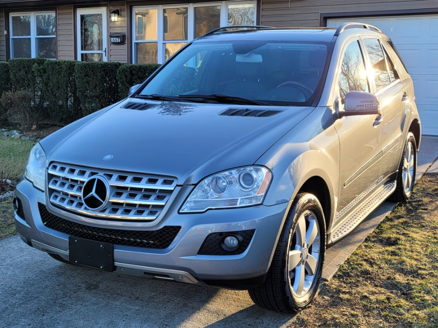 2011 Mercedes-Benz M-Class 4MATIC ML 350 w/Navigation,Sunroof,Leather,Back Up Camera, available for sale in Queens, NY