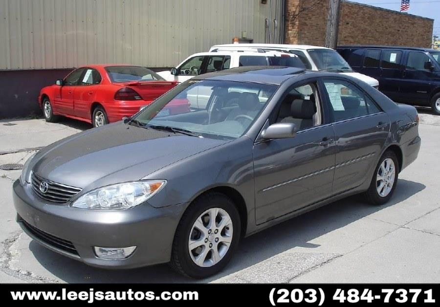 Used 2006 Toyota Camry in North Branford, Connecticut | LeeJ's Auto Sales & Service. North Branford, Connecticut