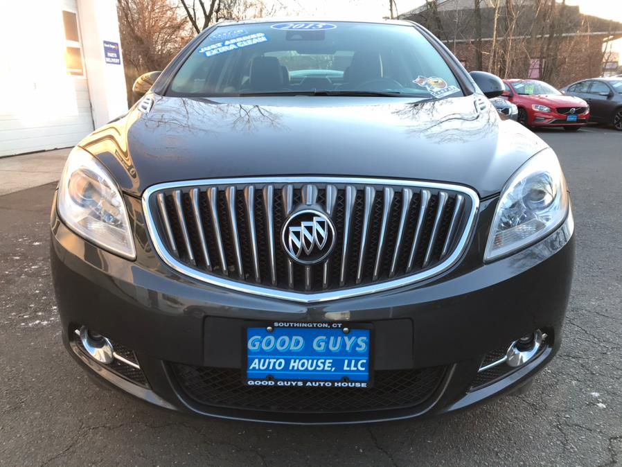 Used Buick Verano 4dr Sdn Leather Group 2015   Good Guys Auto House. Southington, Connecticut