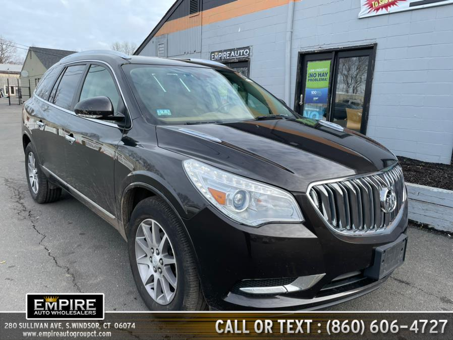 Used 2014 Buick Enclave in S.Windsor, Connecticut | Empire Auto Wholesalers. S.Windsor, Connecticut
