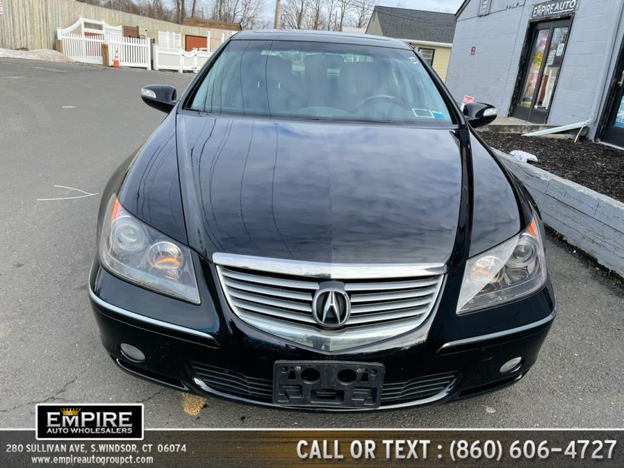 Used 2008 Acura RL in S.Windsor, Connecticut | Empire Auto Wholesalers. S.Windsor, Connecticut