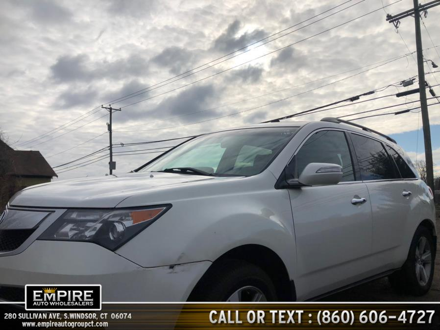 Used 2010 Acura MDX in S.Windsor, Connecticut | Empire Auto Wholesalers. S.Windsor, Connecticut