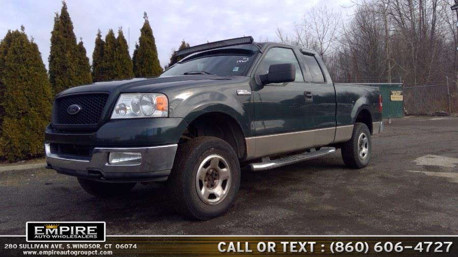 Used 2004 Ford F-150 in S.Windsor, Connecticut | Empire Auto Wholesalers. S.Windsor, Connecticut