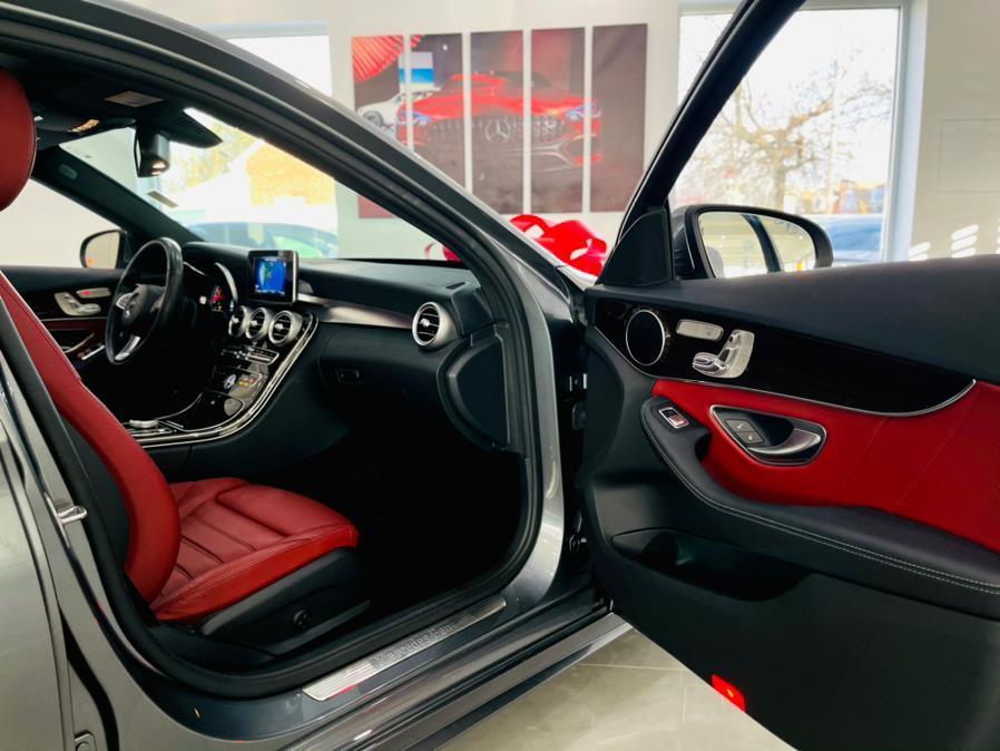 Used Mercedes-Benz C-Class C 300 4MATIC Sedan 2018 | Luxury Motor Club. Franklin Square, New York