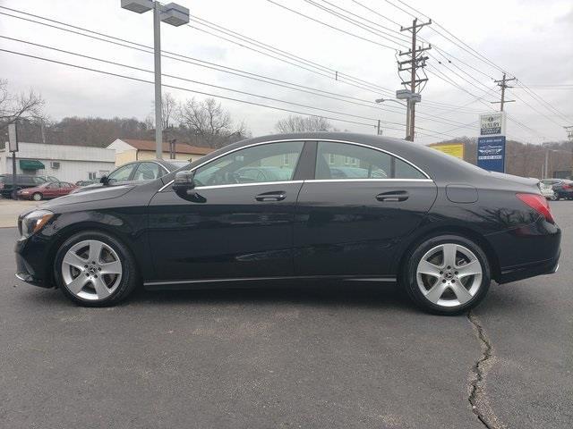 Used Mercedes-benz Cla CLA 250 2018 | Luxury Motor Car Company. Cincinnati, Ohio