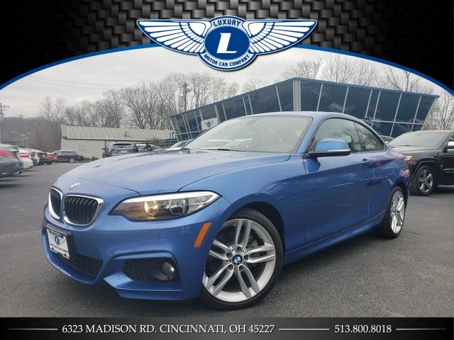 Used 2017 BMW 2 Series in Cincinnati, Ohio | Luxury Motor Car Company. Cincinnati, Ohio