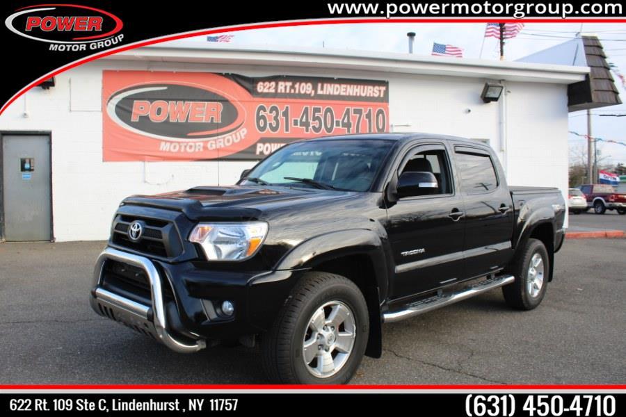 Used 2015 Toyota Tacoma in Lindenhurst , New York | Power Motor Group. Lindenhurst , New York