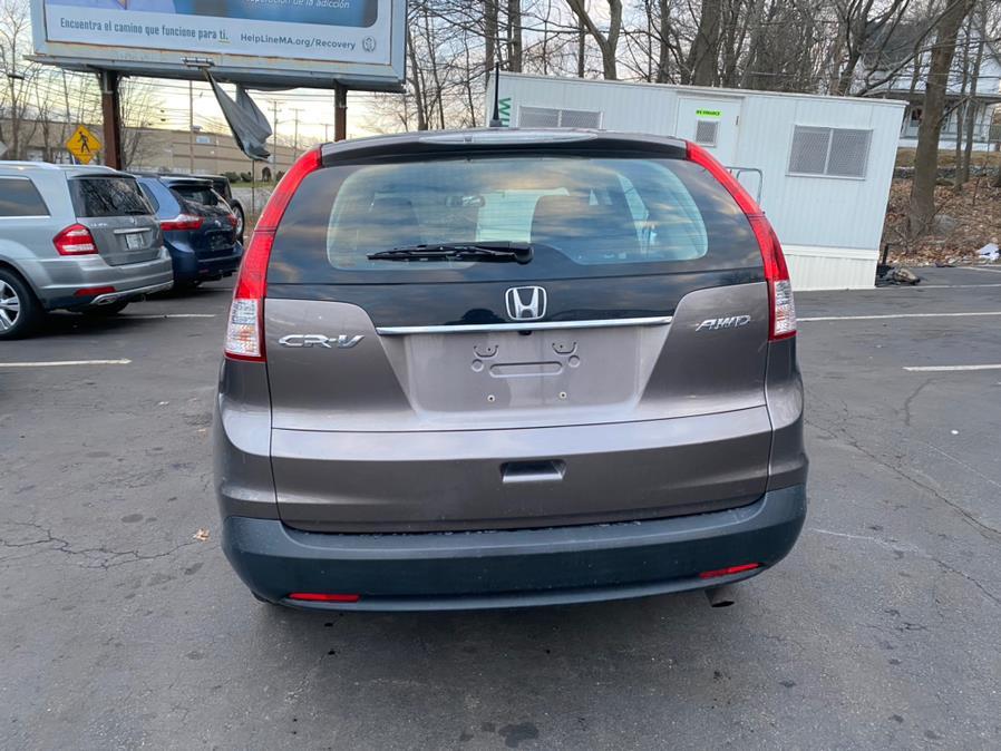 Used Honda CR-V 4WD 5dr LX 2012 | Capital Lease and Finance. Brockton, Massachusetts