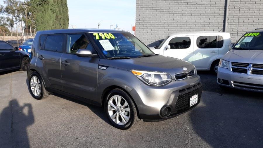 Used Kia Soul 5dr Wgn Auto + 2014 | U Save Auto Auction. Garden Grove, California