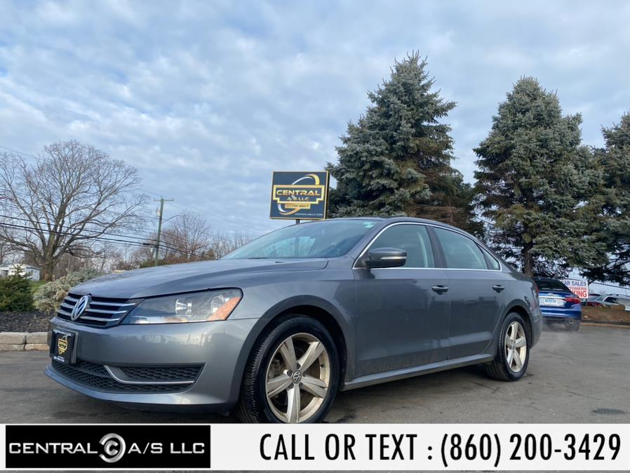 Used 2013 Volkswagen Passat in East Windsor, Connecticut | Central A/S LLC. East Windsor, Connecticut