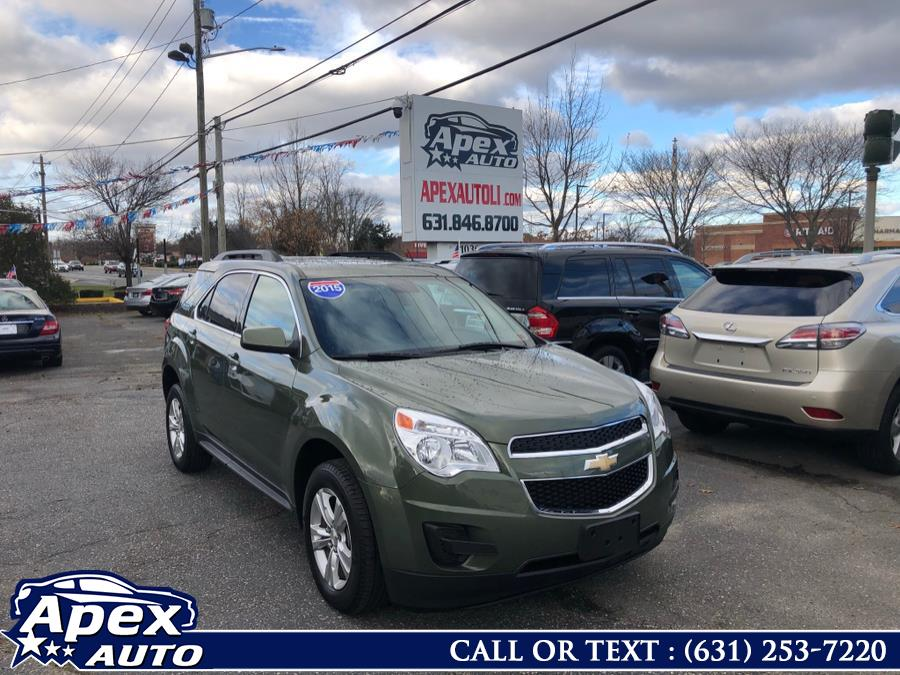 Used Chevrolet Equinox FWD 4dr LT w/1LT 2015 | Apex Auto. Selden, New York