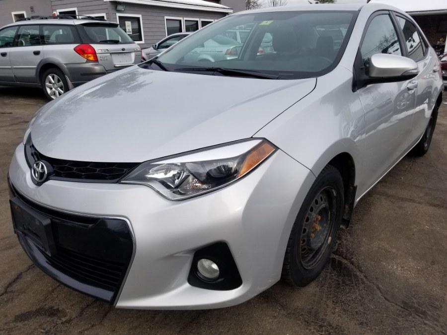 Used 2015 Toyota Corolla in Auburn, New Hampshire | ODA Auto Precision LLC. Auburn, New Hampshire