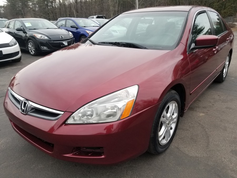 Used 2006 Honda Accord Sdn in Auburn, New Hampshire | ODA Auto Precision LLC. Auburn, New Hampshire