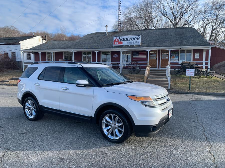 Used 2015 Ford Explorer in Old Saybrook, Connecticut | Saybrook Auto Barn. Old Saybrook, Connecticut