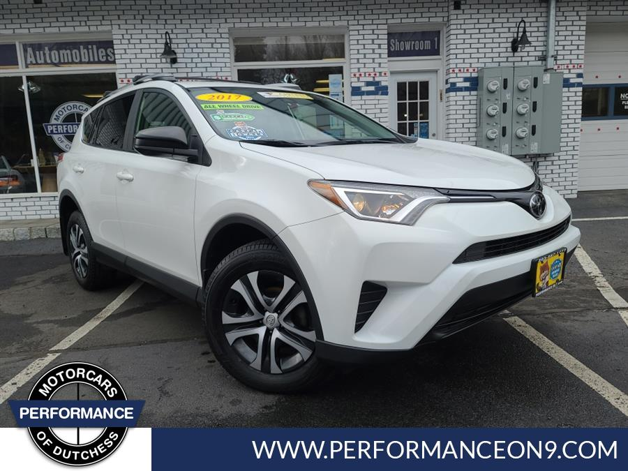 Used 2017 Toyota RAV4 in Wappingers Falls, New York | Performance Motorcars Inc. Wappingers Falls, New York