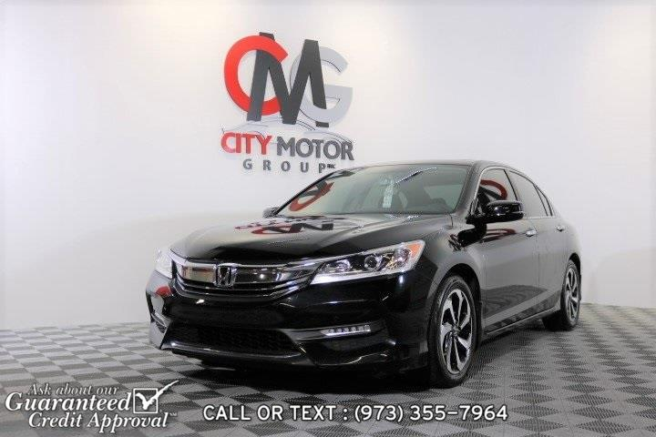 Used Honda Accord EX 2016 | City Motor Group Inc.. Haskell, New Jersey