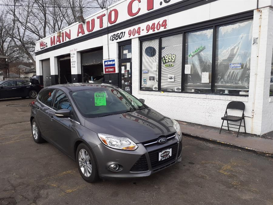 Used 2012 Ford Focus in Hartford, Connecticut | Main Auto Sales LLC. Hartford, Connecticut