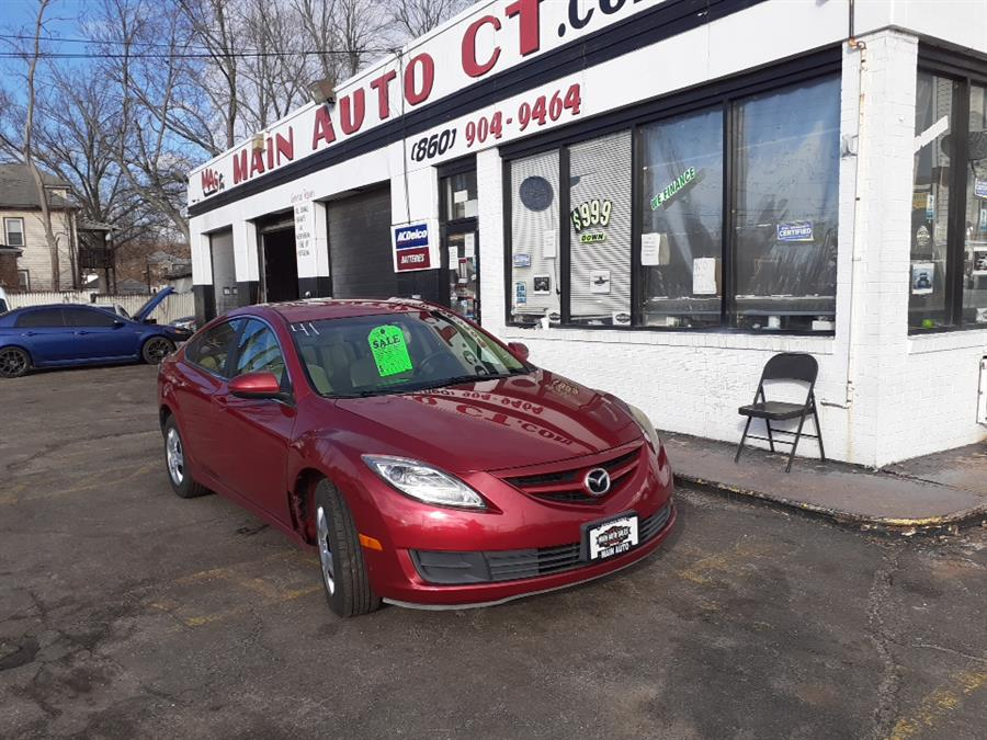 Used 2009 Mazda Mazda6 in Hartford, Connecticut | Main Auto Sales LLC. Hartford, Connecticut