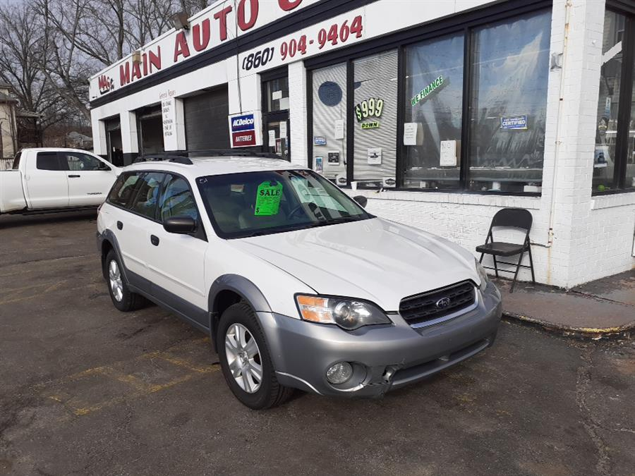 Used 2005 Subaru Legacy Wagon in Hartford, Connecticut | Main Auto Sales LLC. Hartford, Connecticut