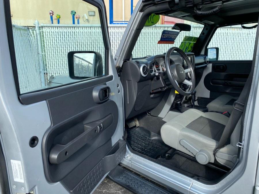 Used Jeep Wrangler Unlimited 4WD 4dr Sahara 2010   Carmatch NY. Bayshore, New York