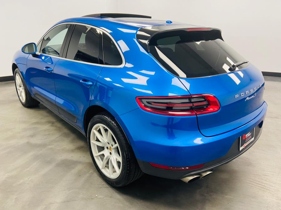 Used Porsche Macan S AWD 2017   East Coast Auto Group. Linden, New Jersey