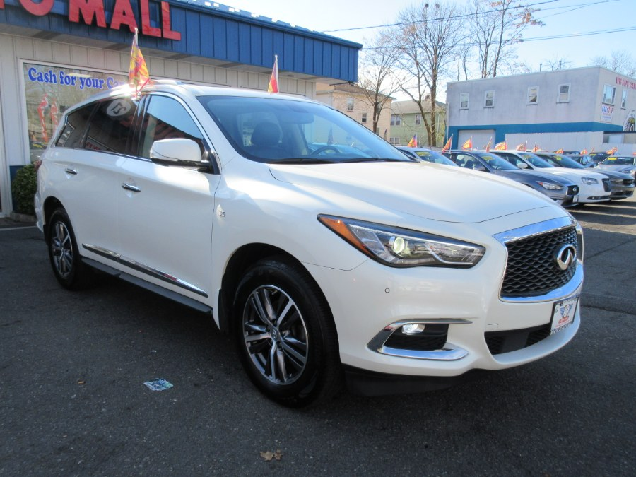 Used INFINITI QX60 AWD 2017   Route 27 Auto Mall. Linden, New Jersey