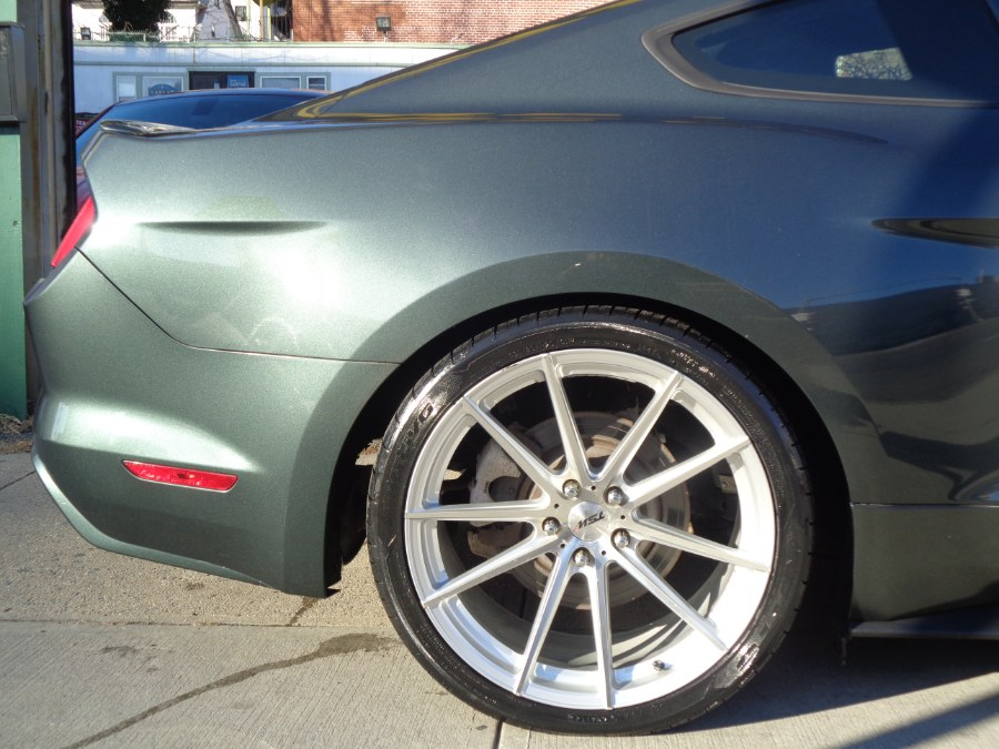 Used Ford Mustang Coupe Fastback V6 2016 | Top Speed Motors LLC. Jamaica, New York