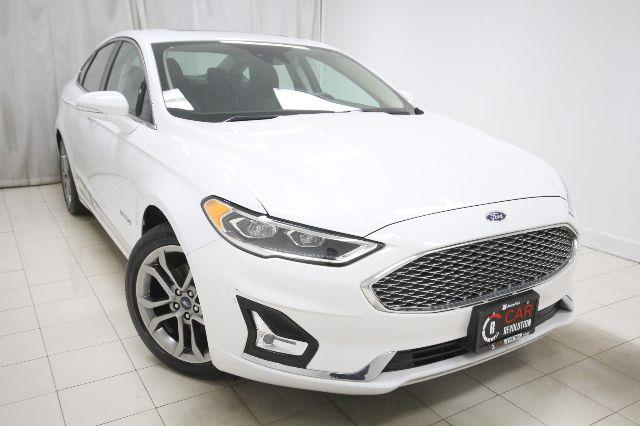 Used Ford Fusion Hybrid Titanium w/ Navi & rearCam 2019 | Car Revolution. Maple Shade, New Jersey