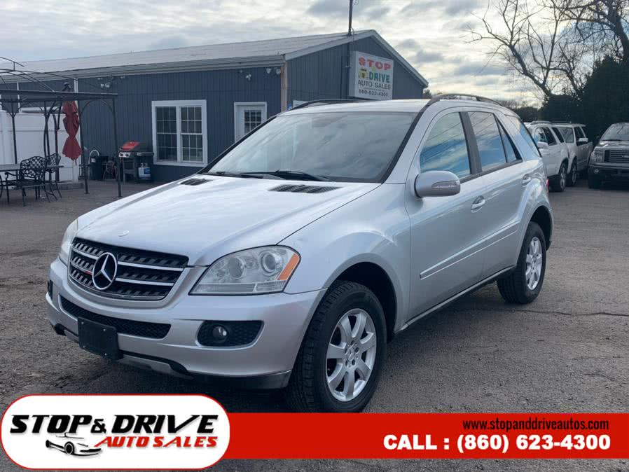 Used 2006 Mercedes-Benz M-Class in East Windsor, Connecticut | Stop & Drive Auto Sales. East Windsor, Connecticut