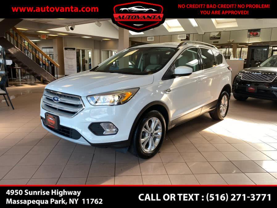 Used Ford Escape SEL 4WD 2018 | Autovanta. Massapequa Park, New York