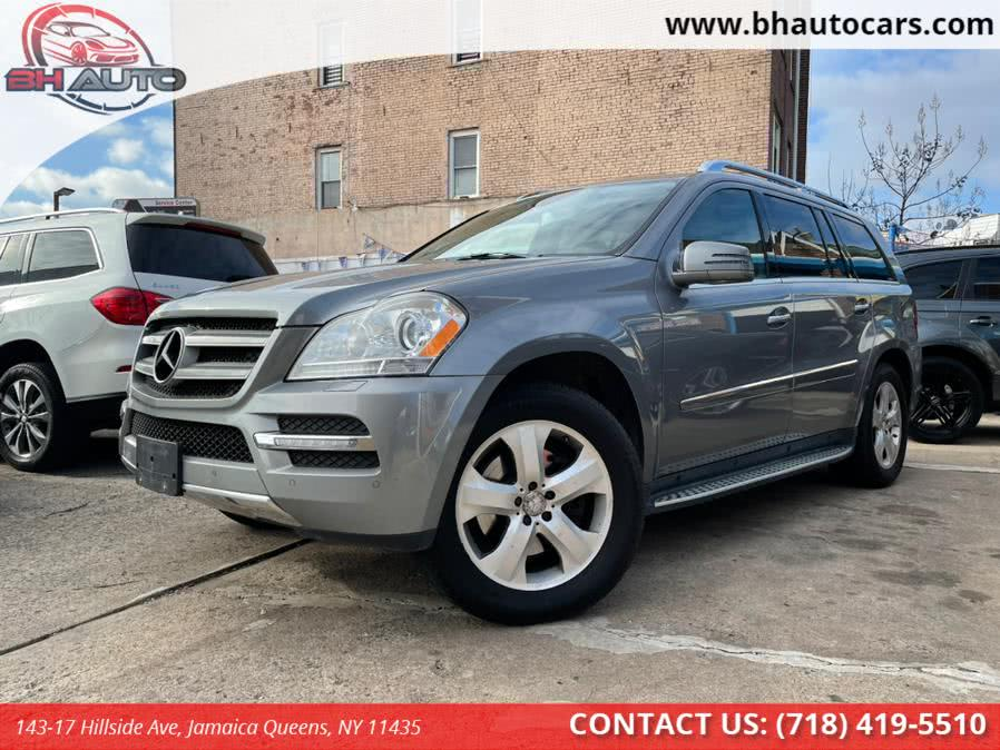 Used 2012 Mercedes-Benz GL-Class in Jamaica Queens, New York | BH Auto. Jamaica Queens, New York