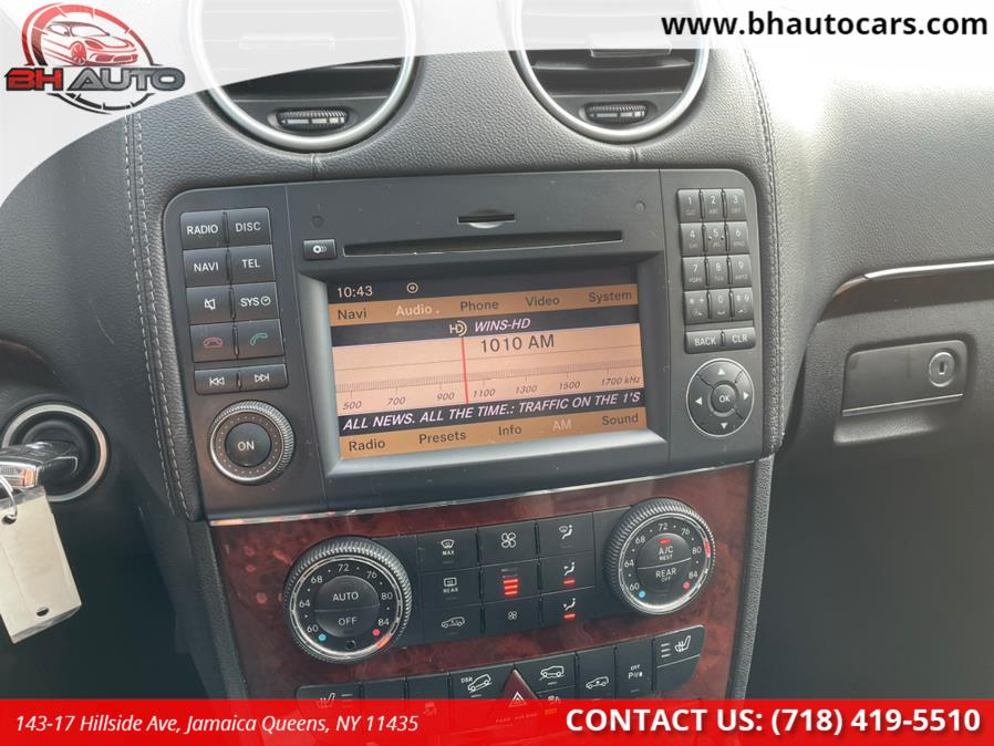 Used Mercedes-Benz GL-Class 4MATIC 4dr GL450 2012   BH Auto. Jamaica Queens, New York