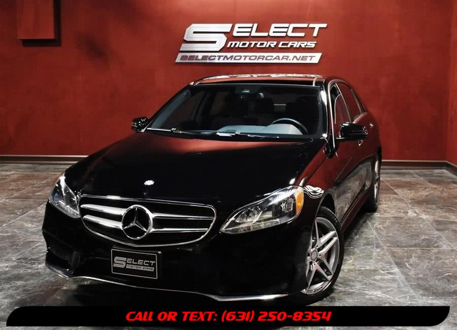 Used 2014 Mercedes-benz E-class in Deer Park, New York | Select Motor Cars. Deer Park, New York