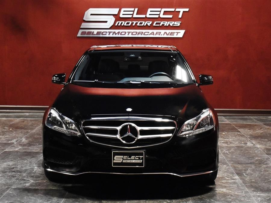 Used Mercedes-benz E-class E 550 4MATIC 2014 | Select Motor Cars. Deer Park, New York