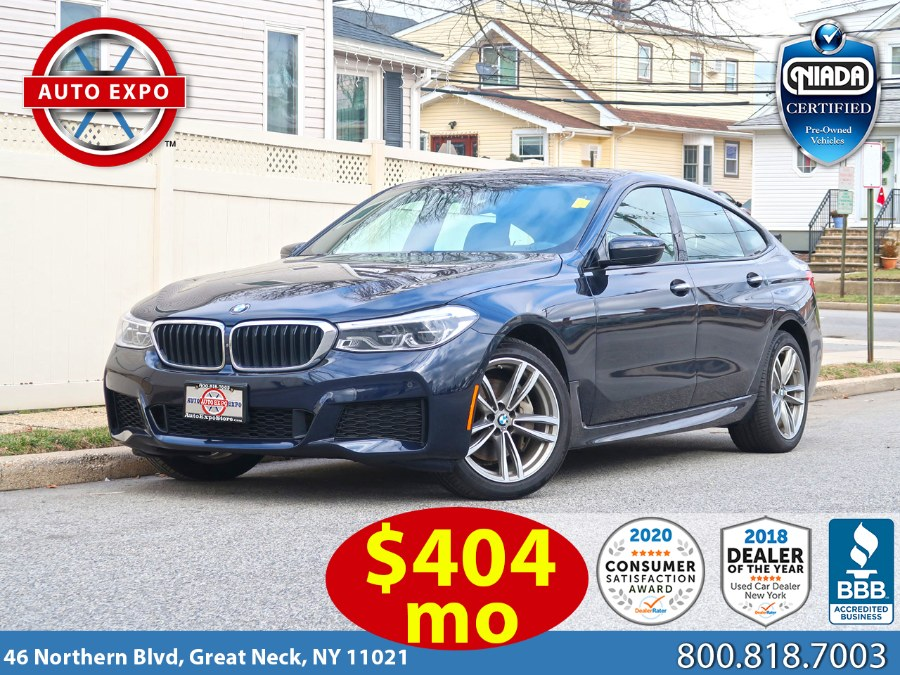 Used 2018 BMW 6 Series in Great Neck, New York | Auto Expo Ent Inc.. Great Neck, New York