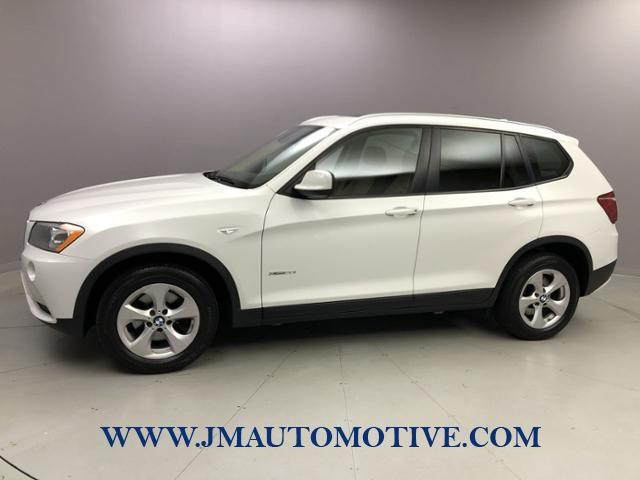 Used 2012 BMW X3 in Naugatuck, Connecticut | J&M Automotive Sls&Svc LLC. Naugatuck, Connecticut