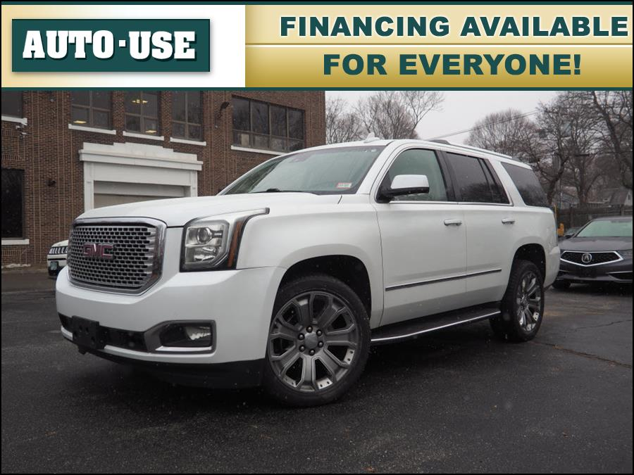 Used 2016 GMC Yukon in Andover, Massachusetts | Autouse. Andover, Massachusetts