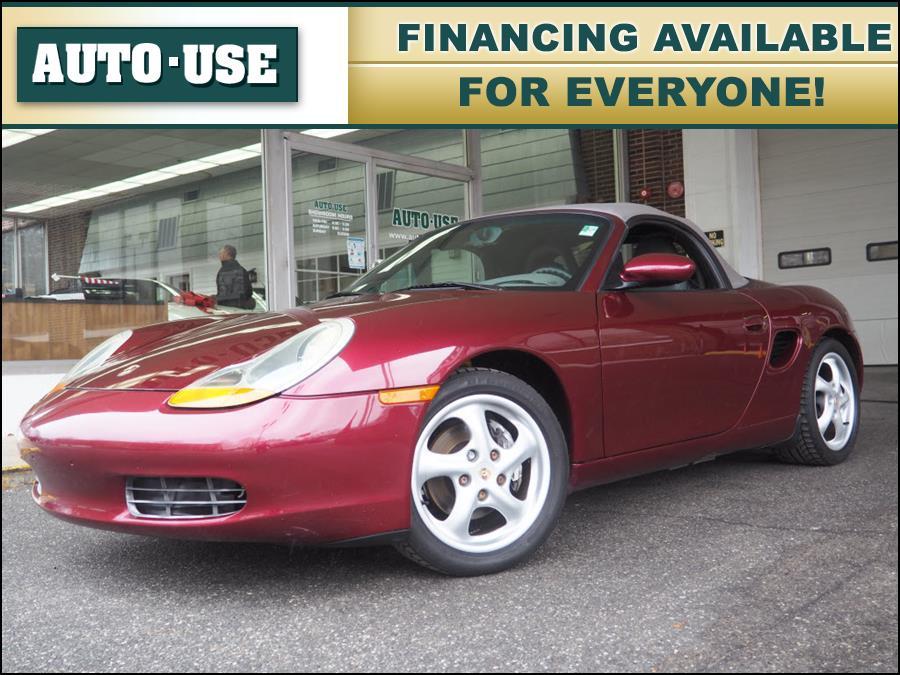Used 1998 Porsche Boxster in Andover, Massachusetts | Autouse. Andover, Massachusetts