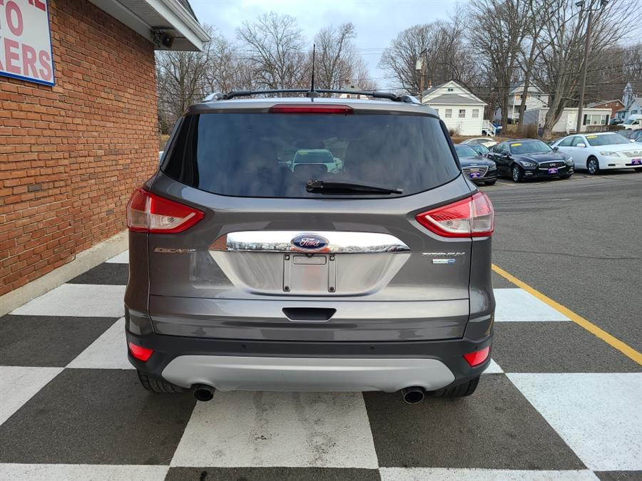 Used Ford Escape 4WD 4dr Titanium 2014 | National Auto Brokers, Inc.. Waterbury, Connecticut