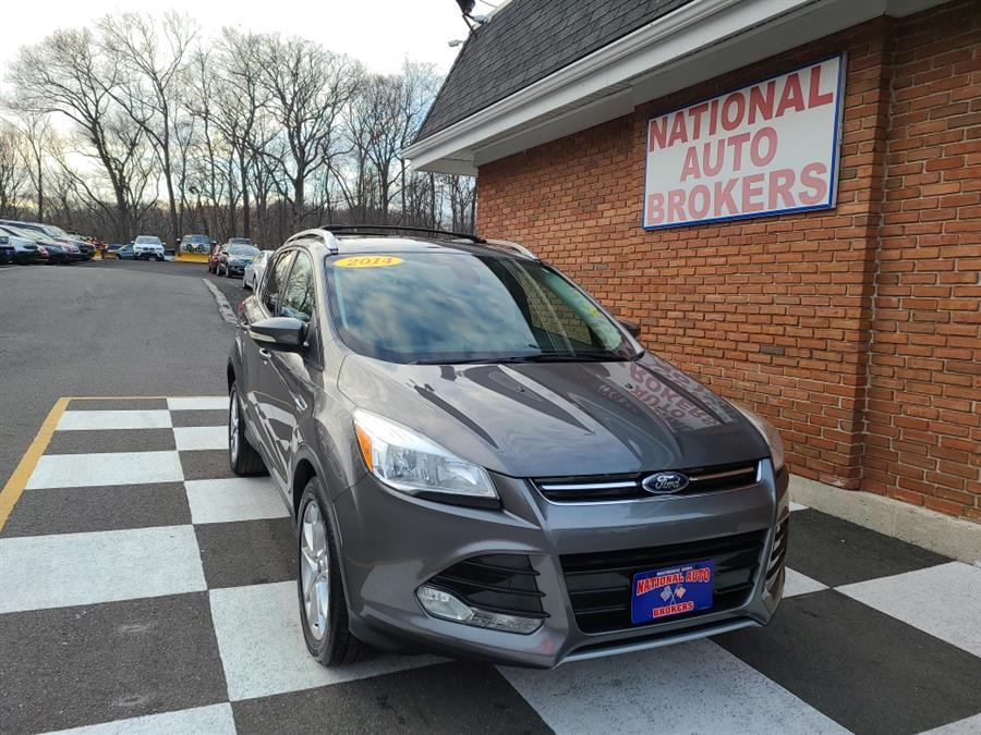 Used 2014 Ford Escape in Waterbury, Connecticut | National Auto Brokers, Inc.. Waterbury, Connecticut