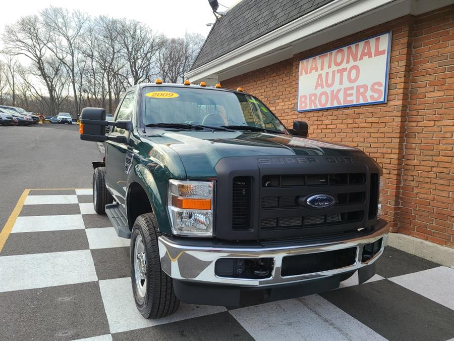 Used 2009 Ford Super Duty F-250 SRW in Waterbury, Connecticut | National Auto Brokers, Inc.. Waterbury, Connecticut