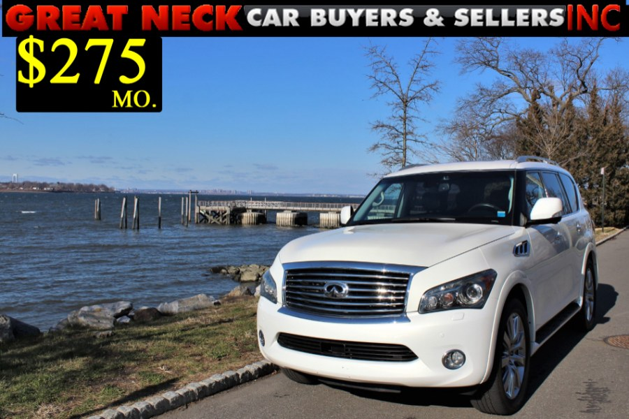 2013 INFINITI QX56 4WD, available for sale in Great Neck, NY