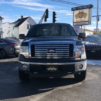 "Used Ford F-150 4WD SuperCrew 145"" XLT 2011 