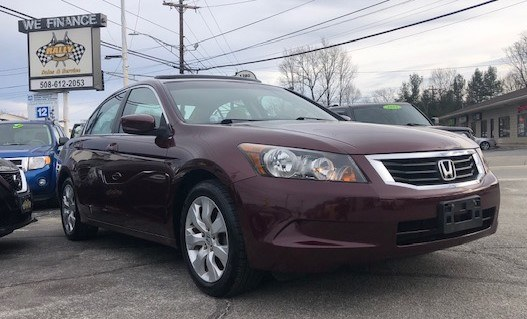 Used Honda Accord Sdn 4dr I4 Man EX 2010 | Rally Motor Sports. Worcester, Massachusetts