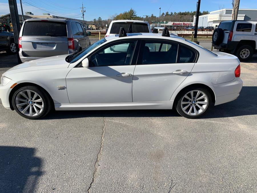 Used BMW 3 Series 4dr Sdn 328i xDrive AWD SULEV South Africa 2011 | J & A Auto Center. Raynham, Massachusetts