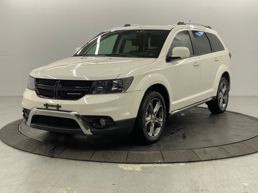 Used Dodge Journey Crossroad Plus AWD 2017 | Car Factory Inc.. Bronx, New York