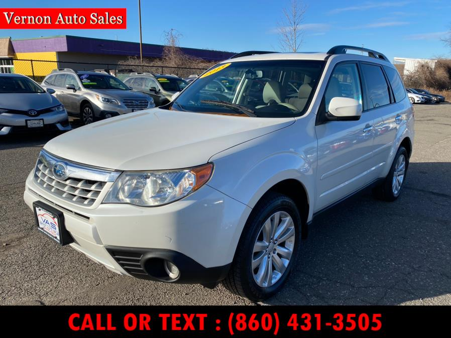 Used 2013 Subaru Forester in Manchester, Connecticut | Vernon Auto Sale & Service. Manchester, Connecticut
