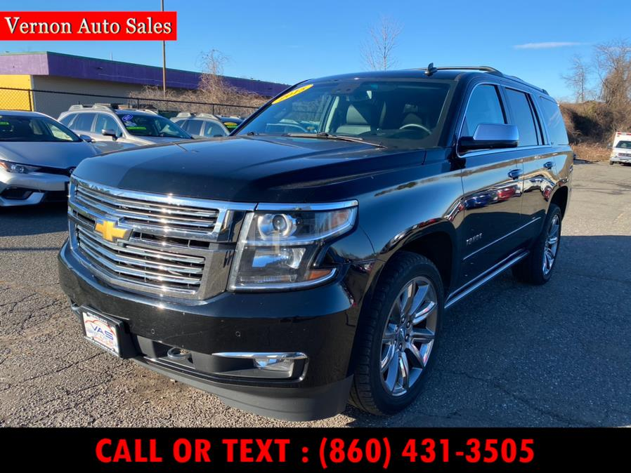 Used 2015 Chevrolet Tahoe in Manchester, Connecticut | Vernon Auto Sale & Service. Manchester, Connecticut